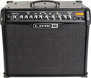 Line 6 spider iv 75w guitar amp with floor switch/pedal