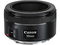 LOOKING for Canon EF 50 mm 1.8STM lens