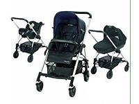 Bebo Streety Complete Travel System