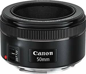 Objectif Prime Canon EF 50mm F1.8 STM 5D 6D 7D MKII III IV T7i