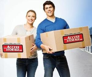 **** Special Promos for the First Rental Cycle of Storage **** Cambridge Kitchener Area image 6