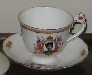 Queen Elizabeth II Collectible Cups