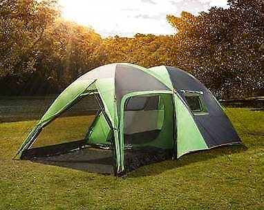 Aldi 6 Person Tent with Screen Room & aldi tent | Gumtree Australia Free Local Classifieds