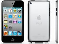 Ipod touch 4th generation 8gb --black
