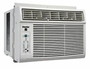For Sale:  Danby 8000 BTU Window Air Conditioner with Remote