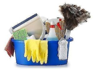 Housekeeping, move in/out, last minute call cleaning. Insured