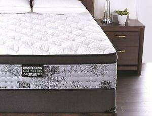 Top of the line.  Kingsdowns best mattress set!!!