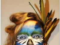 Face Painter For Hire- Public Liability insured Face Painter for all your party needs!