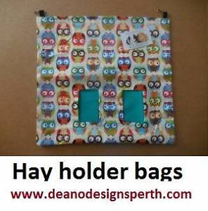 HAY HOLDER BAGS - Keep your hay fresh & tidy Malaga Swan Area Preview