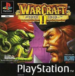 Warcraft II The Dark Saga - PS1 + Garantie