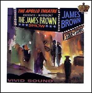 JAMES BROWN Live at the Apollo sealed 1963 STEREO LP award winning LIVE classic