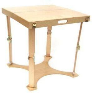Wood Folding Card Table