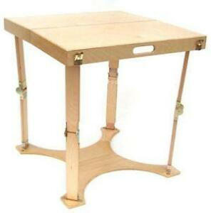 Attirant Wood Folding Card Table