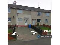 2 bedroom house in Fleming Crescent, Saltcoats, KA21 (2 bed)