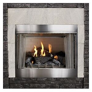 *BLOWOUT SALE* Gas Luxor Outdoor Fireplace (Reg 2600, Now 1299)