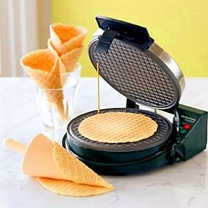➤ CHEF'S CHOICE PRO WAFFLE CONE EXPRESS 838 NEW UNIT $100 FIRM