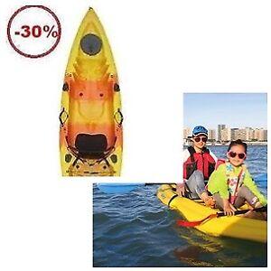 kayak solo avec 2 places!