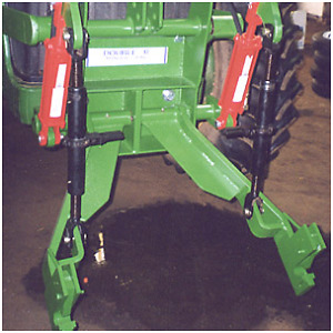 FRONT MOUNT 3 POINT HITCH