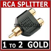 RCA Audio Splitter