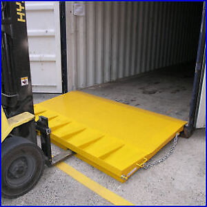 CONTAINER RAMP LOADING DOCK RAMP PLATE DOCK BOARD