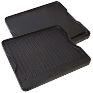 Camp Chef cgg16b Cast Iron grill griddle  NEW