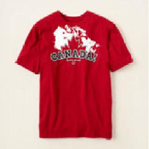SIZE XS/4 TCP - Boys Short Sleeve Top - Canada