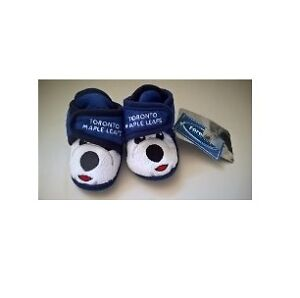 NHL Toronto Maple Leafs Forever Collectibles Infant Shoes