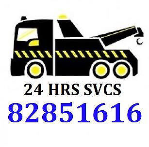24 Hours Vehicle Recovery Service
