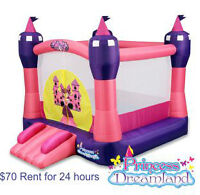 Bouncy House Jumper for your Party from $50, Cheapest in Calgary