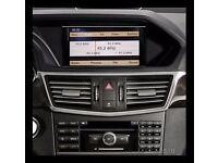 Latest 2016 Sat Nav Disc Update for MERCEDES NTG4 (212) AUDIO 50 V11. www latestsatnav co uk