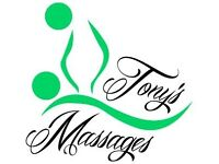 Professional Male Masseur Incall & Outcall Massage Available
