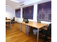 WC2H Co-Working Space 1 -25 Desks - Covent Garden Shared Office Workspace