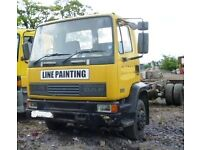 Leyland Daf 55-160Ti - Chassis Cab - Repair or Break