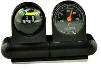 Compass & Thermometer - NEW