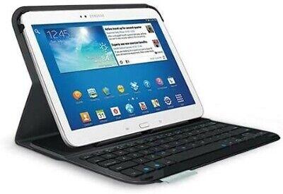 Logitech Ultrathin Keyboard Folio pour Galaxy Tab 3 10.1Bluetooth Qwerty