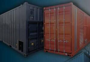 5 x Sea Shipping Containers - Auction Welshpool Canning Area Preview