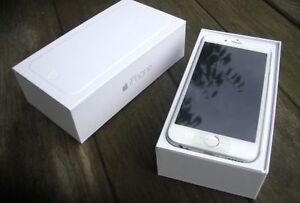 Iphone 6 Blanc Telus NEUF 16g