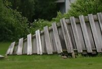 Affordable Fence Repairs