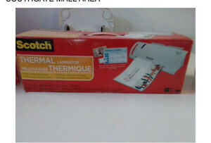 Laminator brand new in box