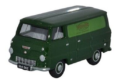 Ford Transit 400E Maidstone and District Van 1:76 OO Oxford Die-cast 76FDE014