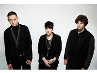 Swap Tickets To The XX For Monday 13th March To Another Date