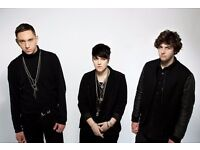 The XX O2 Brixton stalls standard tickets March 9th 2017