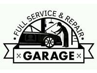 Car Servicing and Repair