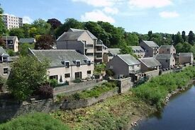 1 bedroom flat to rent with balcony overlooking river Tay, available 8 February 2017