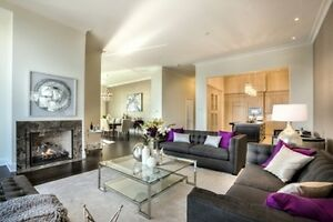 BRAND NEW LUXURIOUS PENTHOUSE 3 BED - 3 BATH FOR LEASE @ TORONTO