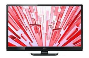 "SANYO 32"" LED TV BLOWOUT SALE $149.99 NO TAX"