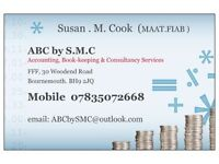 ABC by S.M.C - Reliable& Trustworthy Accountant/Bookkeeper –