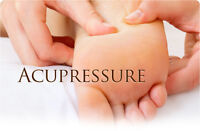 Have you tried? Acupressure, Reflexology and Yoga Therapy