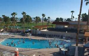 WESTWIND RV GOLF RESORT YUMA ARIZONA -  NASH TRAILER RENT or SAL
