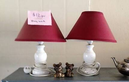 Bedside - table lamps